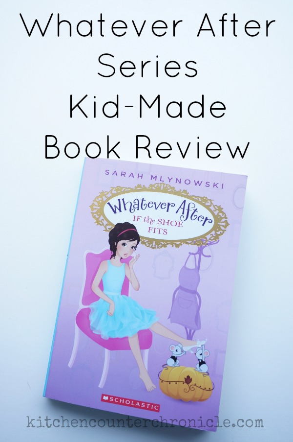 Whatever After Series : Kid-Made Book Review