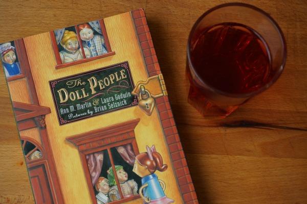 Doll people grape soda