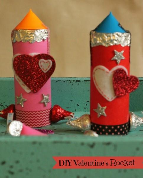 valentine rocket