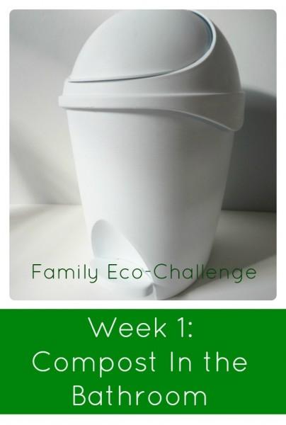family eco-challenge week 1
