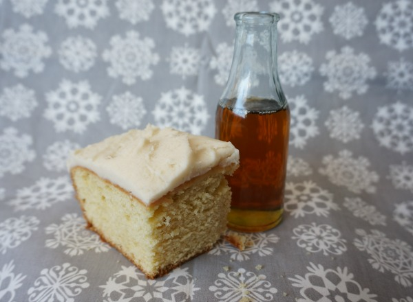 Maple Cake With Maple Syrup Frosting Recipes — Dishmaps