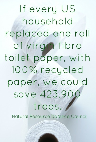 recycled toilet paper quotation