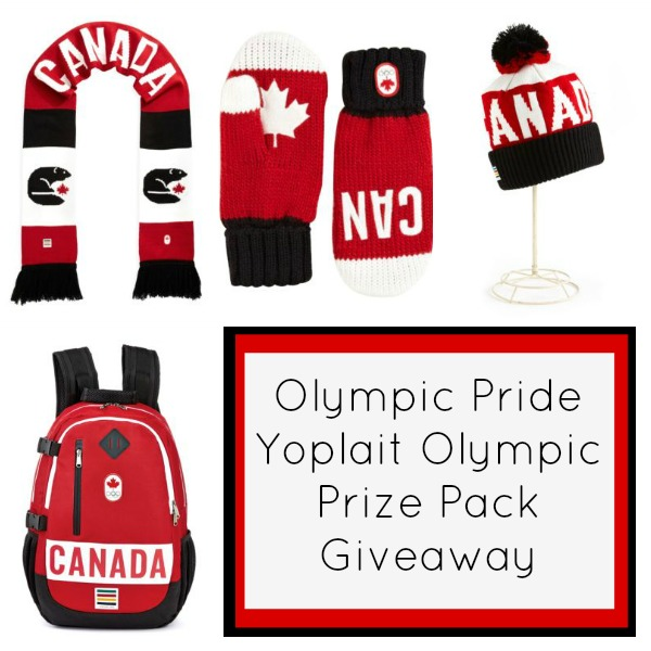 yoplait olympic prize pack