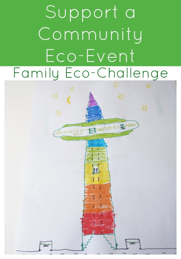family eco-challenge week 8