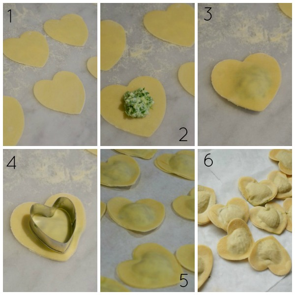 how to make stuffed ravioli