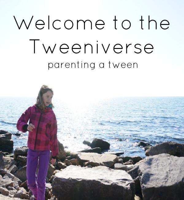 Welcome to the Tweeniverse : Parenting a Tween