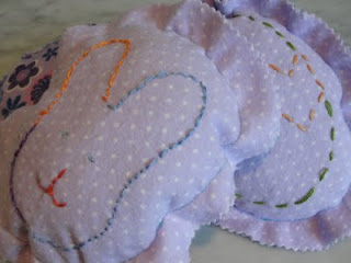 easter sewing project for kids