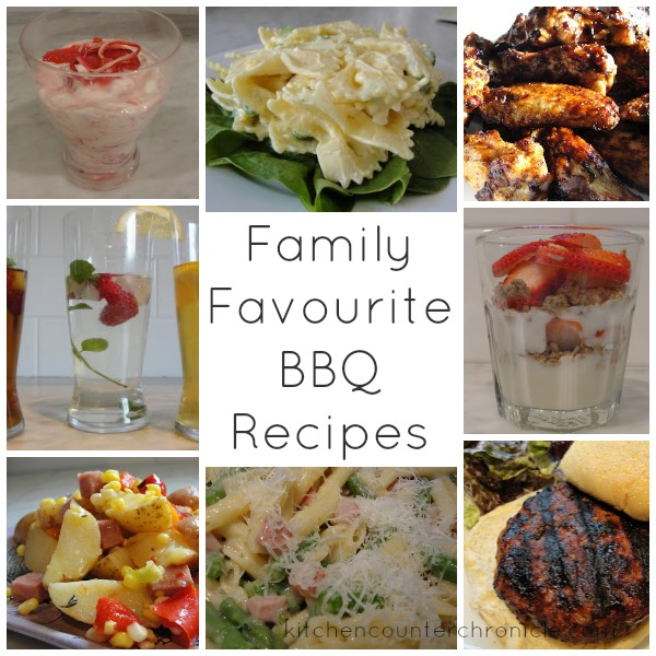 family favourite barbecue recipes