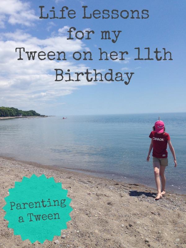 parenting a tween