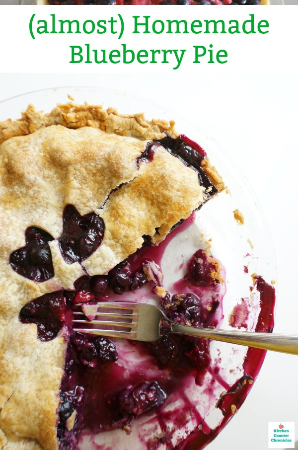 blueberry pie recipe new pin