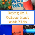 Going on a Colour Hunt with Kids