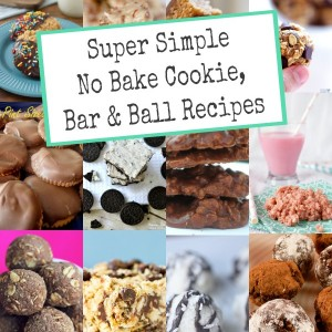 no bake cookie recipes