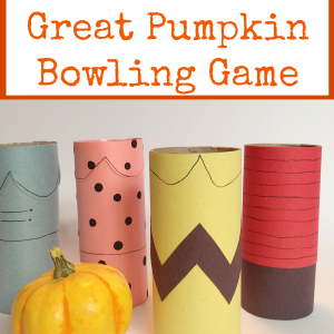 great pumpkin bowling game