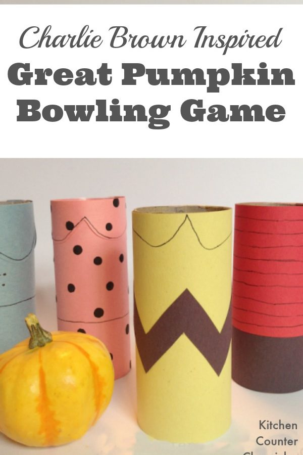 Charlie Brown's Great Pumpkin Bowling Game