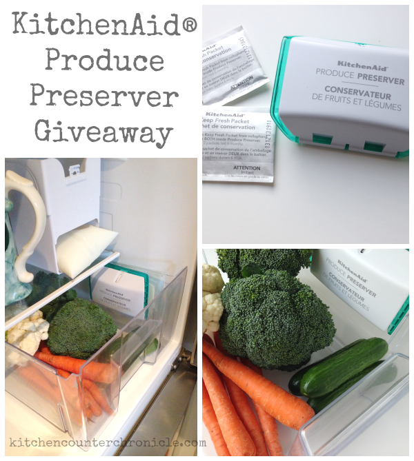 kitchenaid produce preserver giveaway
