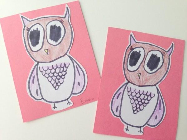 owl birthday party invitations  loot bags, Birthday invitations