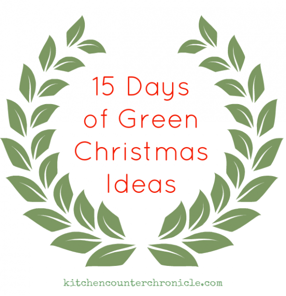 15 days of green christmas