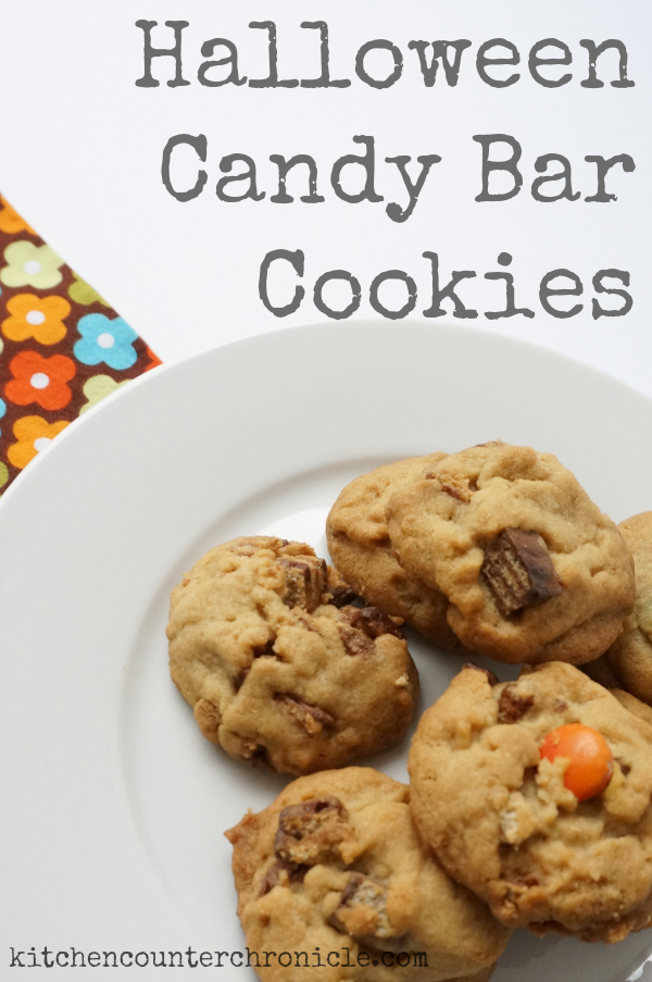 Halloween Candy Cookie Recipe & More