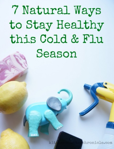 natural ways to stay healthy cold and flu season