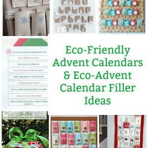 eco friendly advent calendar and environmentally friendly advent calendar fillers pin