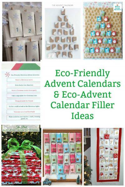 eco friendly advent calendar and environmentally friendly advent calendar fillers pin