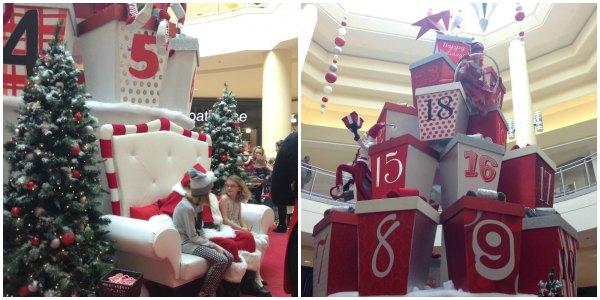 upper canada mall santa collage