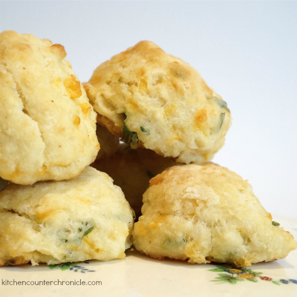 cheddar and herb biscuit 3