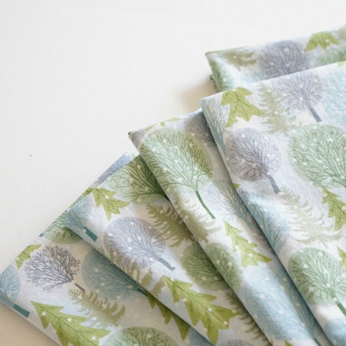 cloth napkin tutorial facebook