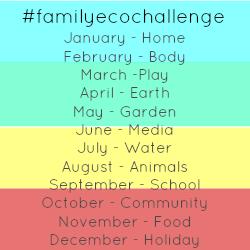 family eco challenge