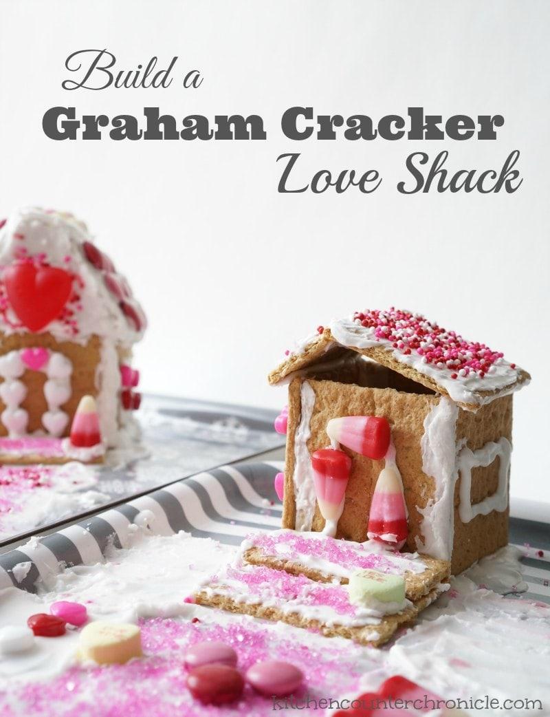 graham cracker love shack