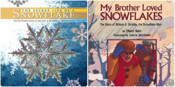 snowflake books for kids
