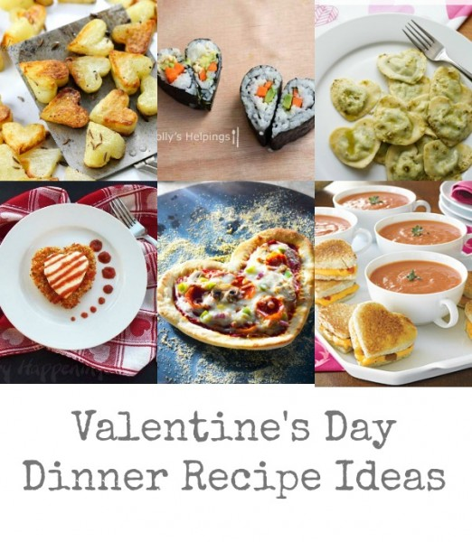 Valentine 39 s day recipes breakfast lunch and dinner for Valentine day dinner recipe