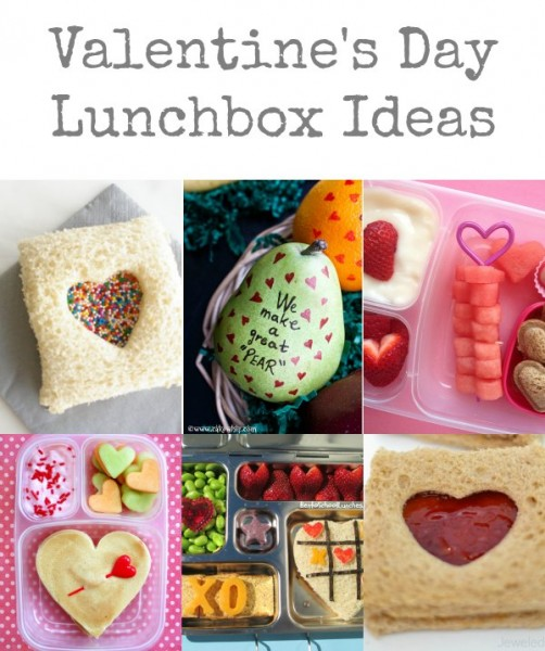 valentine's day lunchbox ideas