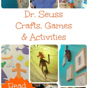 dr seuss crafts games and activities