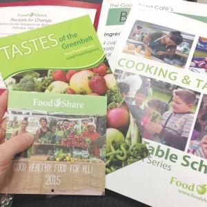 foodshare toronto brochures