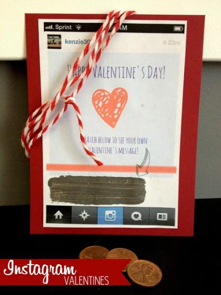 instagram valentine