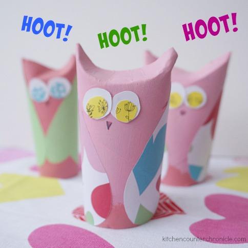 owl valentine facebook