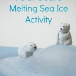 Polar Bear Activity : Melting Sea Ice