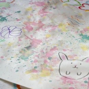 blow painting drawings