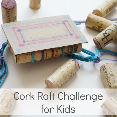 cork raft challenge facebook