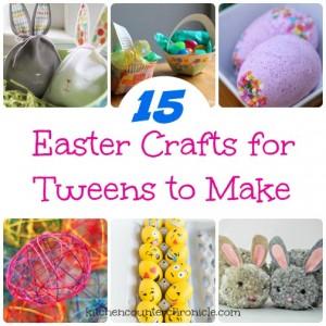 easter crafts for tweens to make facebook
