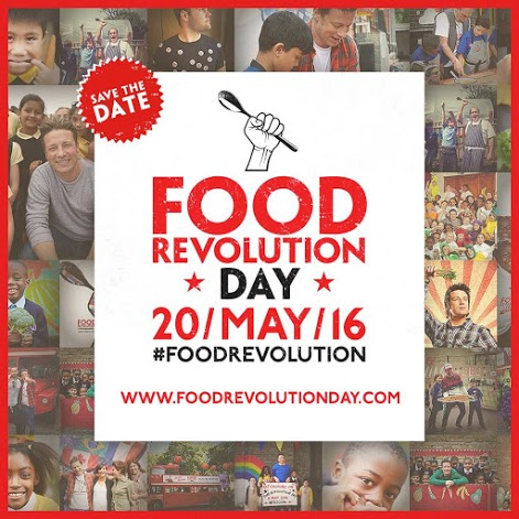 Food Revolution Day Save the Date