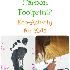 carbon footprint for kids
