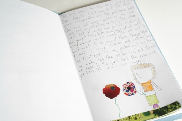 earth day book craft