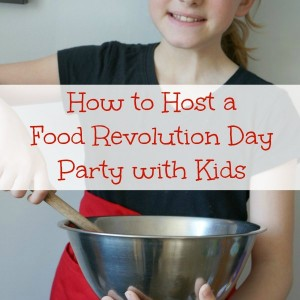 food revolution day party with kids fb