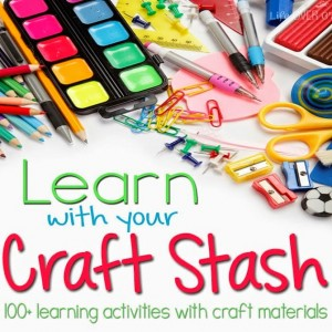 learn with craft stash