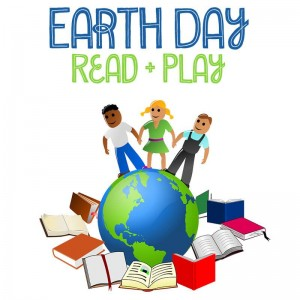 read and play earth day