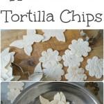 Simple Homemade Tortilla Chips