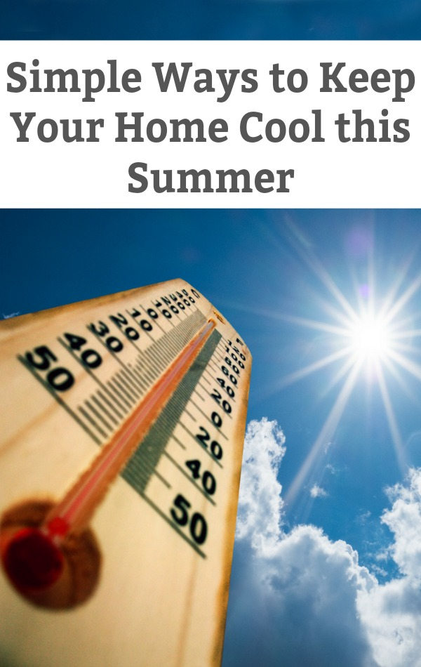 Keep Home Simple New Entry Light: Tips For Keeping The House Cool This Summer
