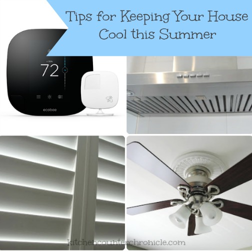 tips for keeping your house cool this summer
